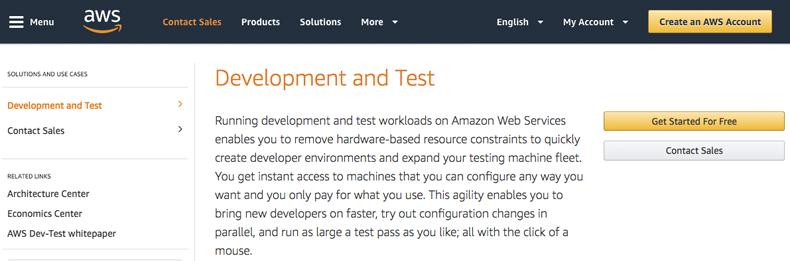 Amazon-Test-Server
